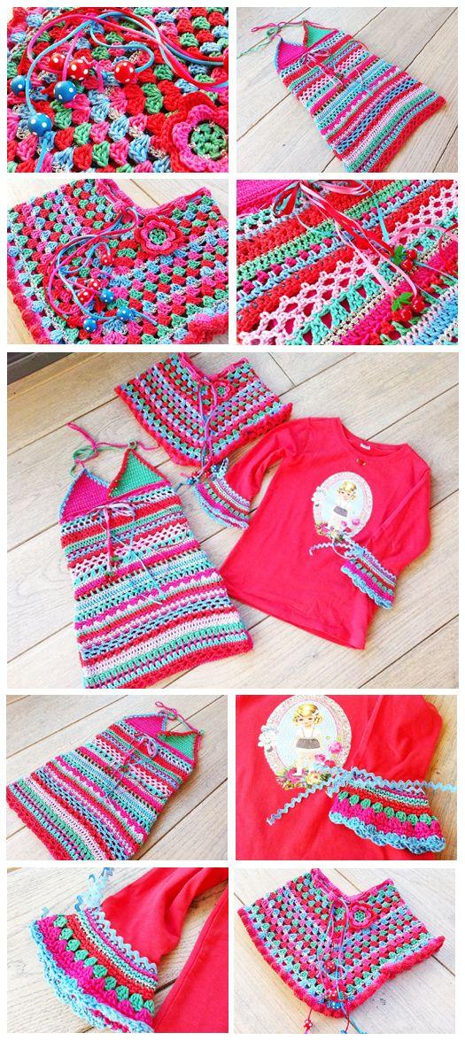 Buffo e Birboncello Deze ooit gemaakt naar dit patroon, prachtig mooi jurkje!