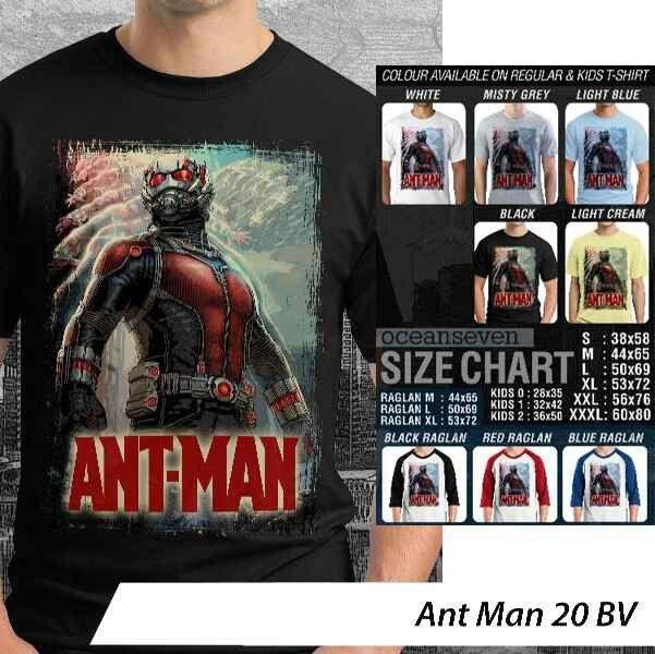 Ant Man 20 BV
