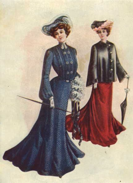 an analysis of the fashion trends in early 1900s As we moved into the 1900s men's clothing was predominantly utilitarian  this  trend, of course, only took us further away from the rules of elegance  have a  scalable solution to sell their products directly to their consumers.
