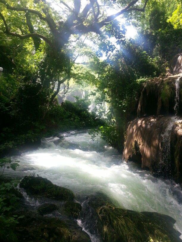 Düden Waterfalls,Turkey