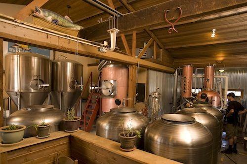Peach Street Distillers located in Palisade, Colorado. #shareGJ