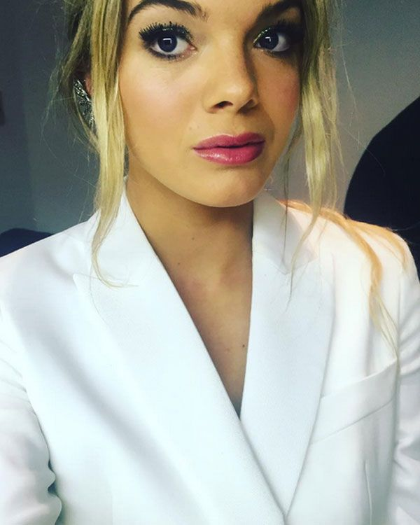 Did this affect Louisa Johnson's X Factor performances?