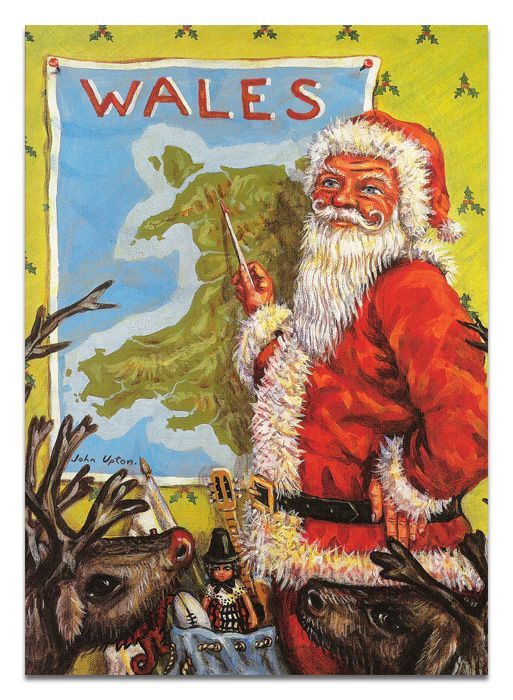 415 best Christmas in Wales images on Pinterest | Welsh, Cymru and ...