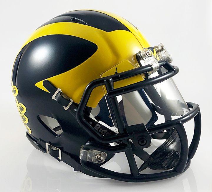 Mini football helmet visor football helmets helmet