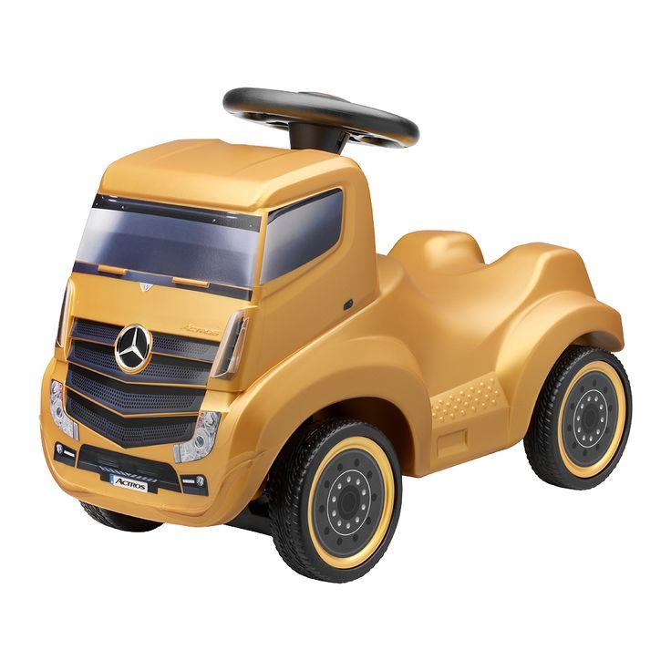 Camion trotteur mercedes benz pedal cars pinterest for Mercedes benz kid car