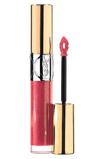 #49 Terriblement Fuschia - Yves Saint Laurent 'Gloss Volupte' Lip Gloss available at #Nordstrom