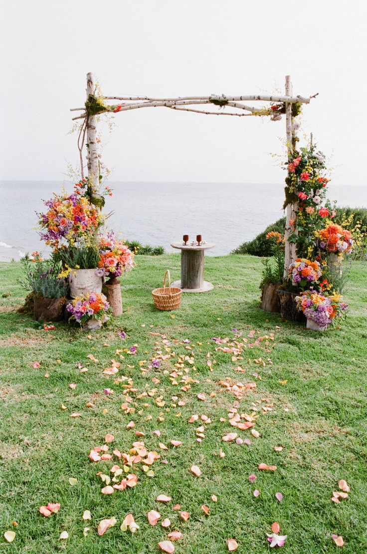 Flower Baskets Homebase : Best images about wedding ceremonies on