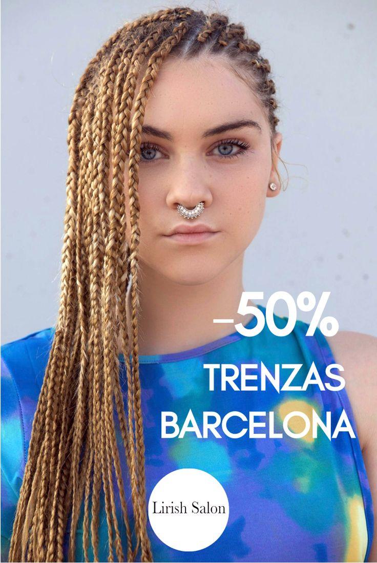 Tu servicio de trenzas  a domicilio en Barcelona. Lirish Salon, disfruta de 50% de descuento en tu primer peinado. ( @lirishsalon) #barcelona #trenzas #lirishsalon #trenzasbarcelona   Trenzas africanas   trenzas africanas barcelona   trenzas pegadas   trenzas   trenzas de raiz   boxbraids   braids   cornrows  