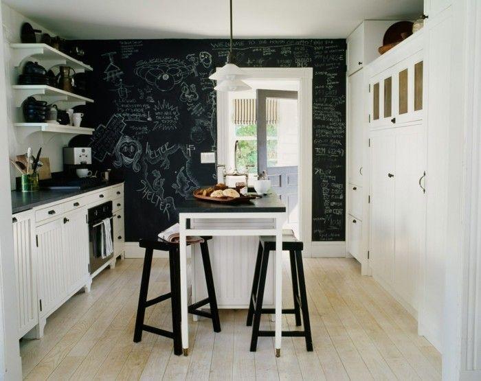 Die besten 25+ Tapete für küche Ideen auf Pinterest - küche tapezieren oder streichen