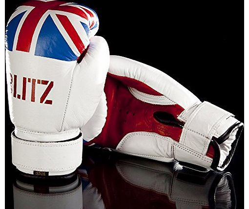 Blitzsports Blitz Sports Kids Leather Boxing Gloves - UK Blitz Sports kids union jack boxing gloves have been specially designed for children, they are made from soft leather and have stitched palms and thumb area. These 6oz bo (Barcode EAN = 0787699364704) http://www.comparestoreprices.co.uk/boxing-equipment/blitzsports-blitz-sports-kids-leather-boxing-gloves--uk.asp