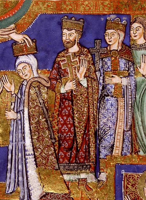 Usi & Costumi del Medioevo: Costumi femminili