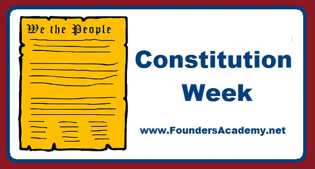 Day One: Why did America need a Constitution - constitution lessons for homeschoolers