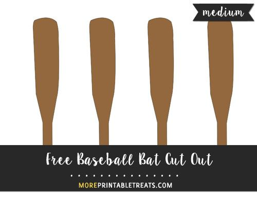 how to cut out a bat