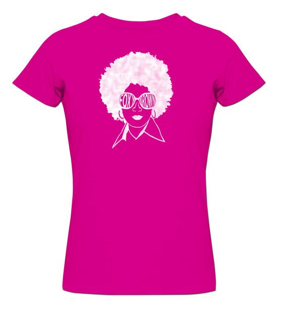 foxy brown t shirt plus sizes available afrocentric clothing african clothing