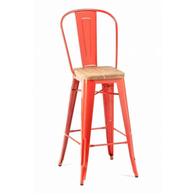 Red Bar Stools With Backs Woodworking Projects Amp Plans