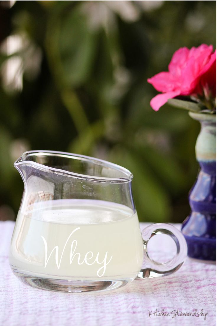 Homemade Yogurt Cheese and whey are inexpensive, easy to make, and versatile in many recipes. Simple instructions here for how to make homemade whey!!