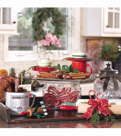 sweetness, I LOVE this!Christmas Kitchen
