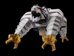 Folding Zords - Power Rangers Samurai | Power Rangers Central