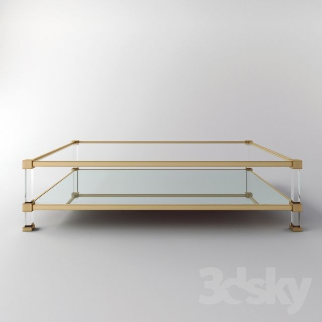 3d Models: Table   HARRISON COFFEE TABLE