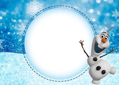 Neşeli Süs Evim - Ücretsiz Doğum Günü Süsleri: Olaf Frozen Temalı Ücretsiz Parti Seti