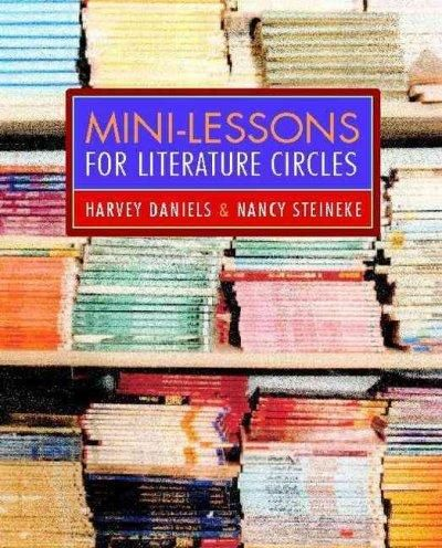 Harvey Daniels' Literature Circles introduced tens of thousands of teachers to the power of student-led book discussions. Nancy Steineke's Reading and Writing Together showed how a teacher can nurture