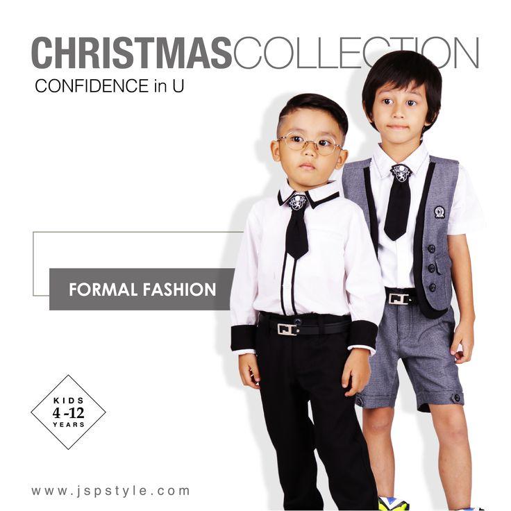 JSP962 menghadirkan koleksi spesial edisi natal dengan tema Formal Fashion bagi buah hati anda yang berusia 1-12 tahun. Kunjungi facebook @JSP962babynkids untuk melihat koleksi selengkapnya.  www.jspstyle.com  #jsp #jsp962 #kids #baby #kidsfashion #kidsindo #kidsstyle #kidsclothes #kidsclothing #babykids #babyclothes #children #childrenclothes #mataharimall #yogyastore #bajuanak #anak