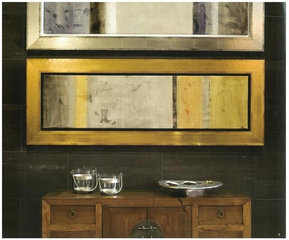 çerçeve resim modern şık dekoratif ayna çerçeve tablo çerçeve siyah beyaz altın renk renk model model çok şık çerçeveler