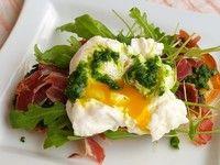 Сэндвичи с яйцом-пашот к завтраку