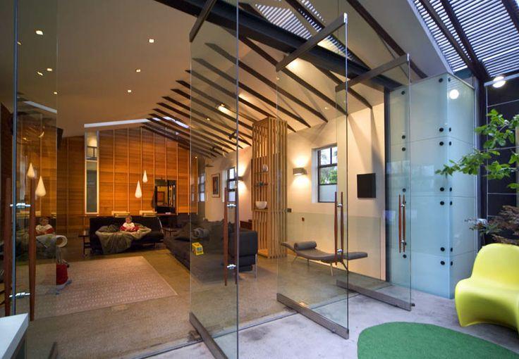Brick Warehouse Conversion - Bird de la Coeur Architects
