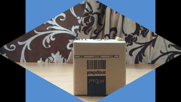 Intex Fitrist Unboxing