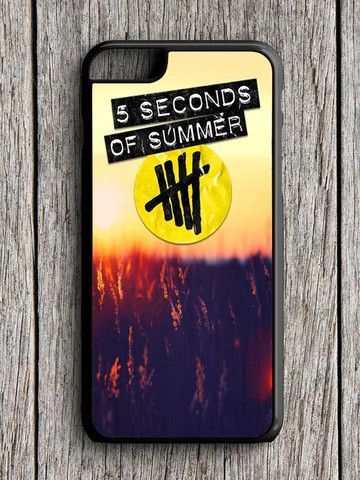 5 Second Of Summer Sunset iPhone 6 Case