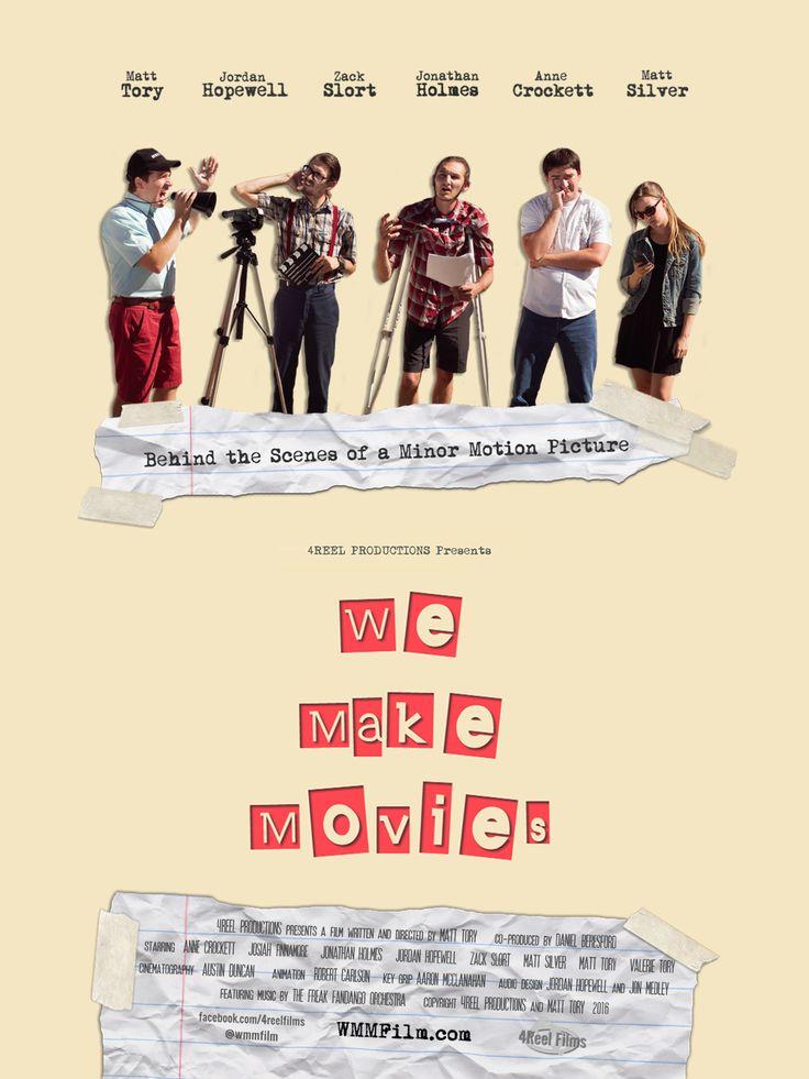 WE MAKE MOVIES indie movie review!
