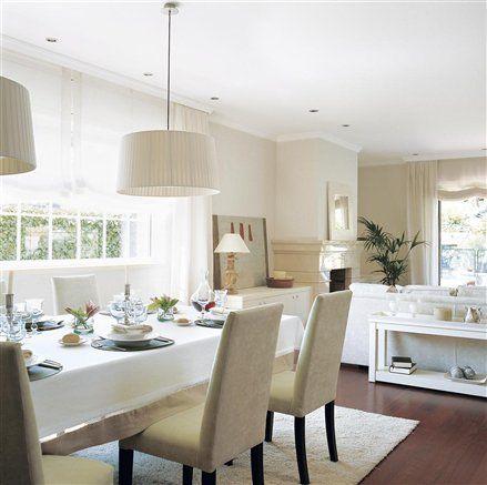 Cómo iluminar bien una casa para que parezca más grande