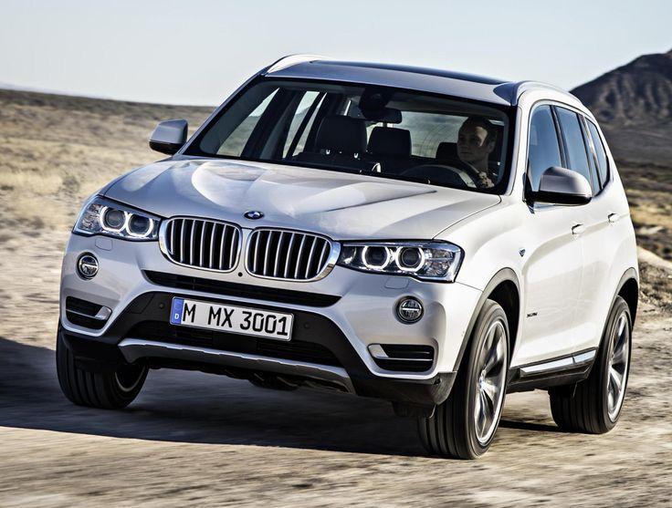 X3 (F25) BMW models - http://autotras.com