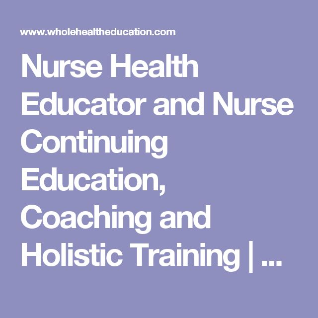 Maternal & Child Health Nursing - Course Information