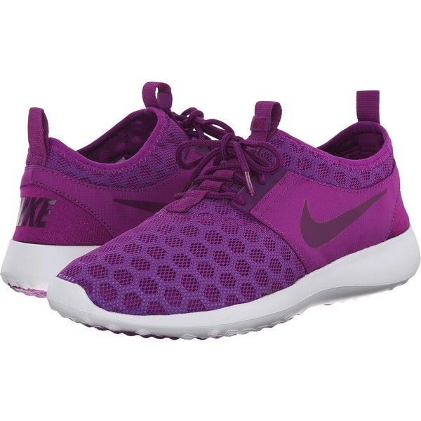 Womens Black And Purple Tennis Shoes