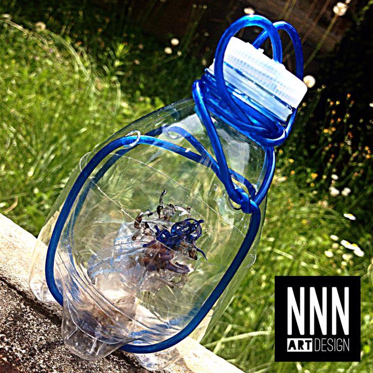 Anche il packaging è handmade, personalizzato per ogni gioiello e realizzato con materiali di recupero.