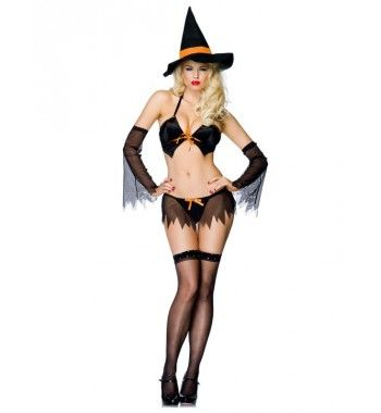 Costume Halloween Strega - Witches - sexy costume