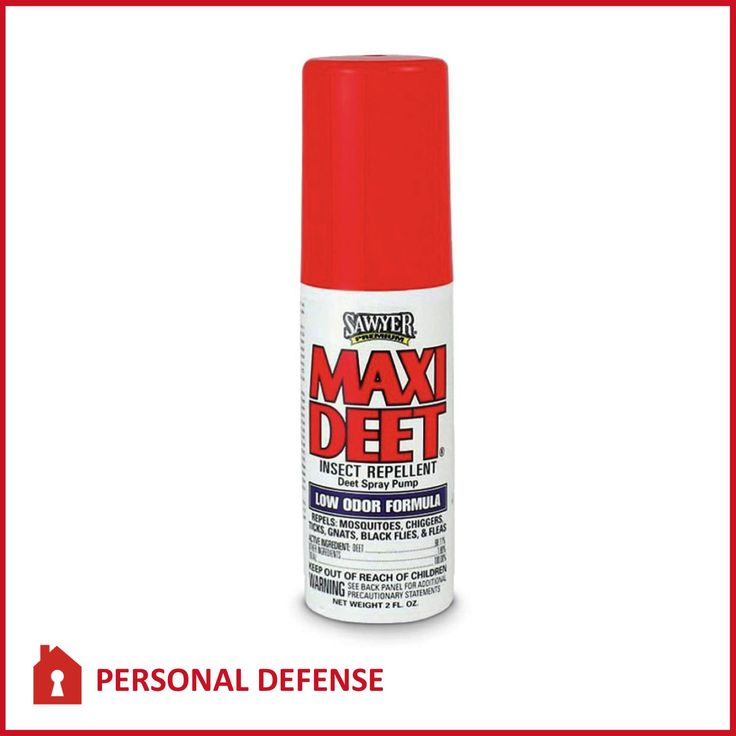 Sawyer® Premium MAXI-DEET® Insect Repellent - 2 oz spray