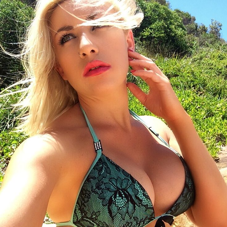 Bikini Beach Selfie Summer Glamour Porndoe 1