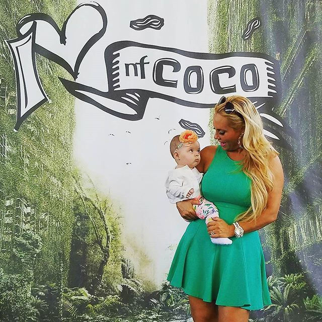Pin for Later: Coco Austin and Ice T Share the Most Precious Snaps of Their Baby Girl