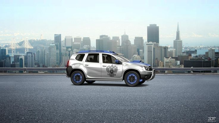 Checkout my tuning #Renault #Duster 2012 at 3DTuning #3dtuning #tuning