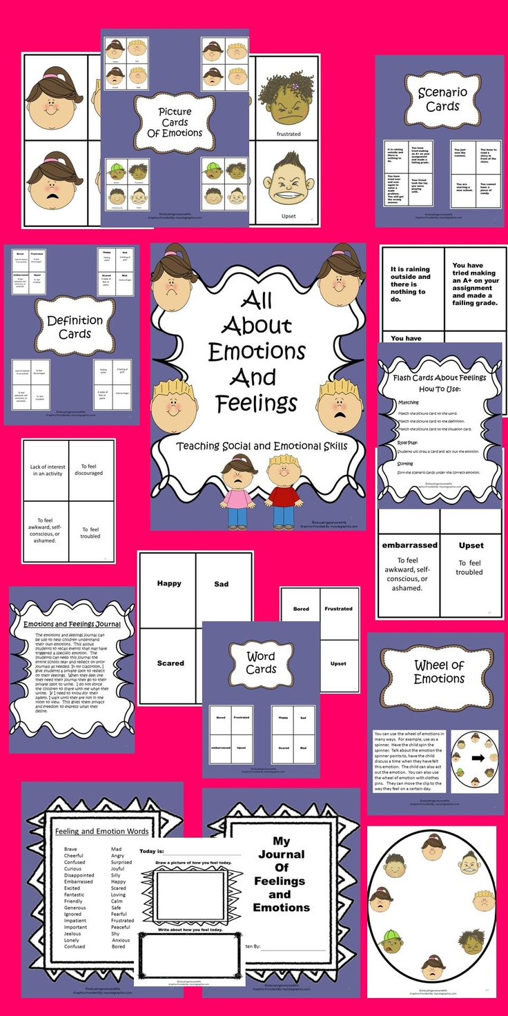 Teaching Social and Emotional Skills.