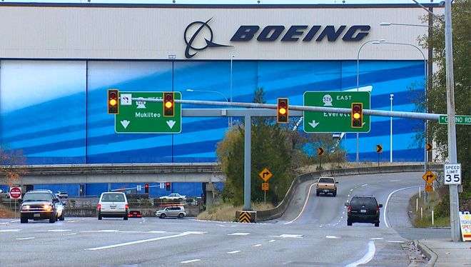 4 Boeing workers fired for using, selling drugs at Everett plant