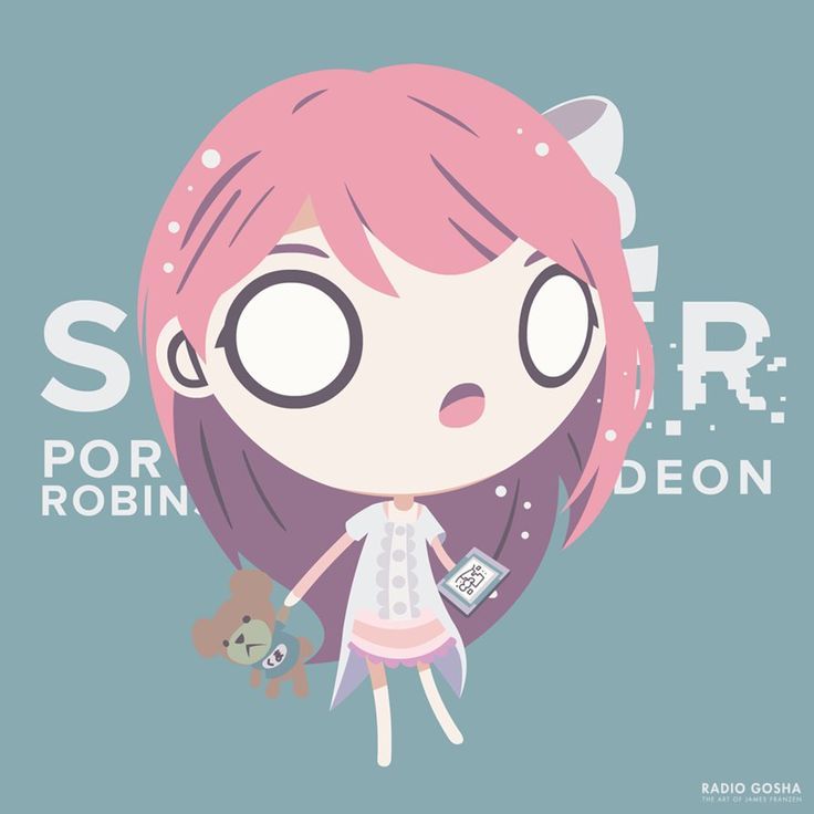 """I've been really enjoying the new music video for the Porter Robinson/Madeon song """"Shelter"""". Shelter - Rin - Porter Robinson and Madeon"""