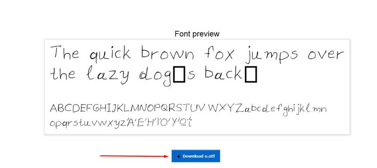 στάση νηπιαγωγείο: Πως να κάνετε γραμματοσειρά τον δικό σας γραφικό χαρακτήρα!
