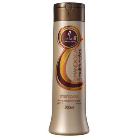 Haskell Mandioca Multifunções Afro - Shampoo 300ml