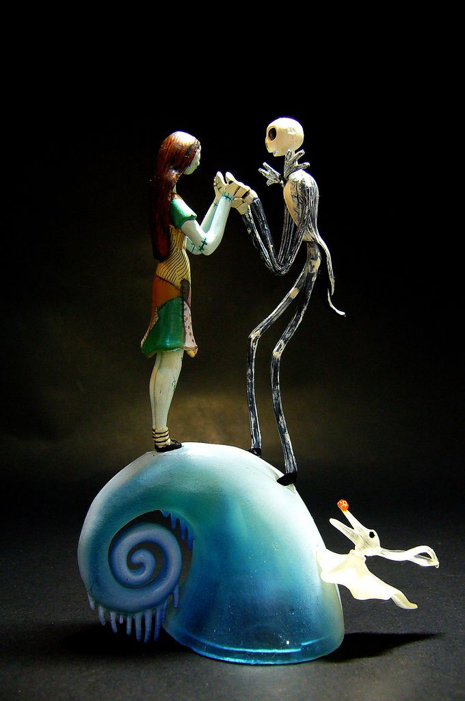 Jack & Sally / The Nightmare Before Christmas