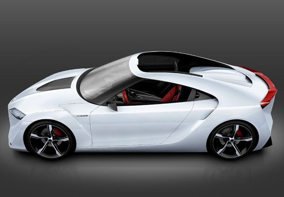 Sport Toyota Supra | toyota supra 2013 sports car concept pictures toyota
