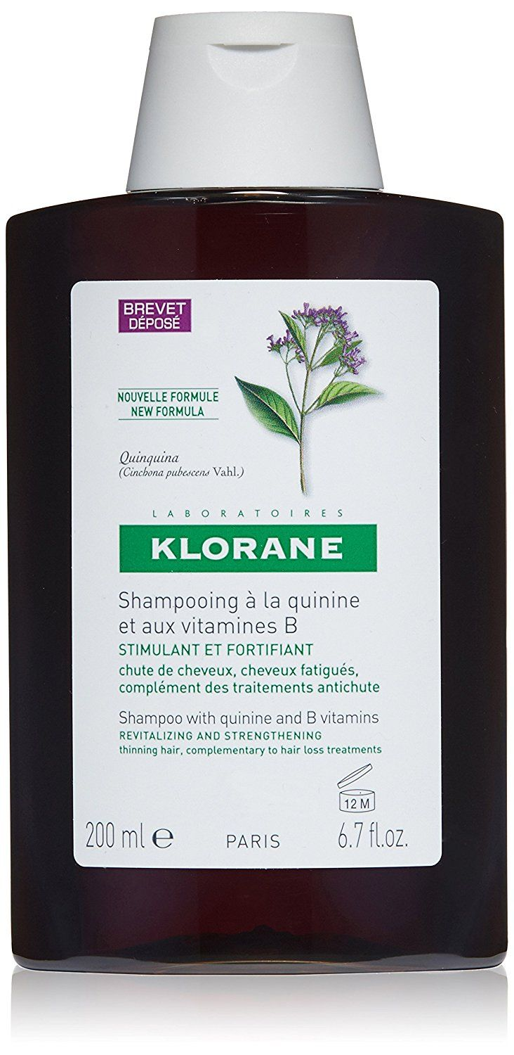 Klorane Shampoo with Quinine and  B Vitamins - Thinning Hair , 6.7 fl. oz. -- For more information, visit image link.